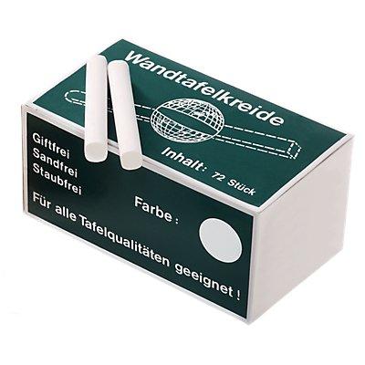 magnetoplan® Kreiden - weiß, 4 VE à 72 Stk - abgerundet
