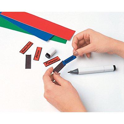 magnetoplan® magnetoflex® U-Profil - HxB 10 x 40 mm, 3 VE à 10 Stk - schwarz