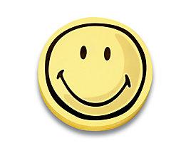 magnetoplan® Fiches cartonnées - smiley positif, 5 lots de 100 pièces