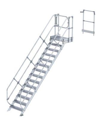 Treppenmodul - Alustufen, Stufenbreite 800 mm