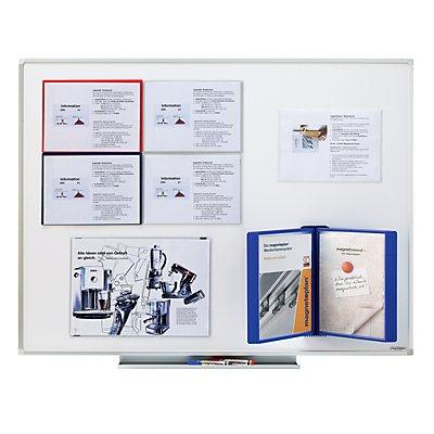 magnetoplan® magnetofix-Sichttasche - VE 2 Stk, 2 mm Magnetgummi