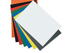 magnetoplan® Papier magnétique - format A4, lot de 2