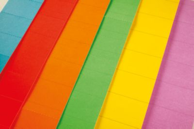 magnetoplan® Einsteckkarten - 70 mm, 7 VE à 90 Stk