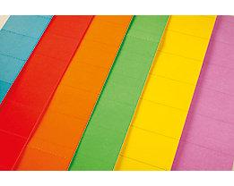 magnetoplan® Einsteckkarten - 70 mm, 7 VE à 90 Stk - weiß
