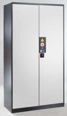 asecos Chemikalienschrank - Tür geschlossen