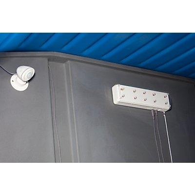 Denios Solar-LED-Lichtsystem - netzunabhängig - Selbstmontage