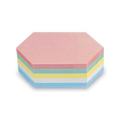 magnetoplan® Fiches cartonnées - en losange, coloris assortis, 2 lots de 500 pièces - l x h 200 x 95 mm
