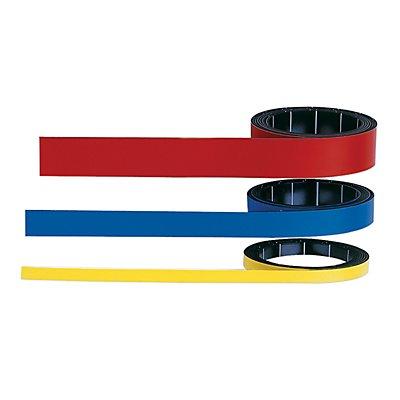 magnetoplan® magnetoflex®-Band - Rollenlänge 1000 mm, Breite 15 mm, VE 10 Rollen