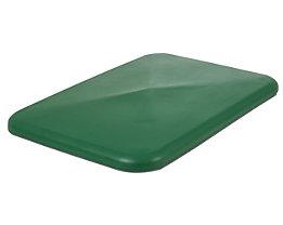 Deckel - für Behälter 340 l, grün