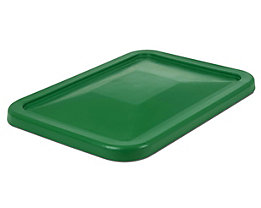 Deckel - für Behälter 227 l, grün