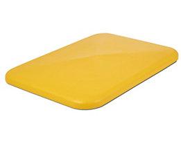 Deckel - für Behälter 340 l, gelb