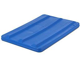 VECTURA Deckel - für Behälter 135 l, blau