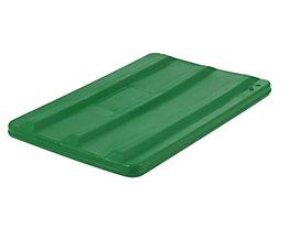 VECTURA Deckel - für Behälter 135 l, grün