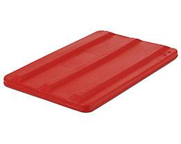 VECTURA Deckel - für Behälter 135 l, rot