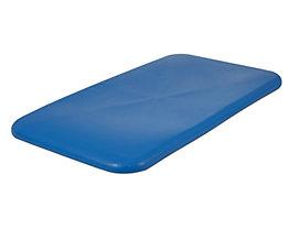 VECTURA Deckel - für Behälter 450 l, blau
