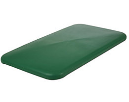 Deckel - für Behälter 450 l, grün