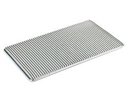 Zwischenboden - für Außen-LxB 297 x 396 mm, Maschenweite 10 x 10 x 2 mm