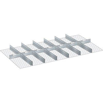 Lista Trennwand - für Schrankmaße 1431 x 725 mm