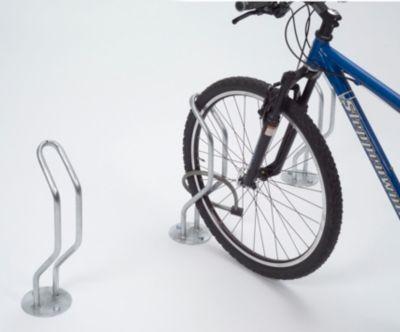 Fahrradständer, kompakt - Einzel-Stellplatz