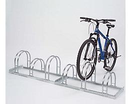 Range vélos à arceaux- Entrée 2 côtés