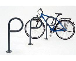 Arceau pour vélo en forme de P: PEP de WSM