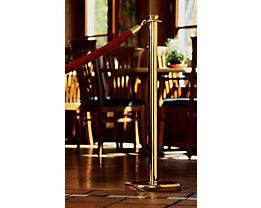 Potelet à cordon LUXOR - hauteur 950 mm