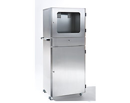 Armoire informatique en inox - protection IP32