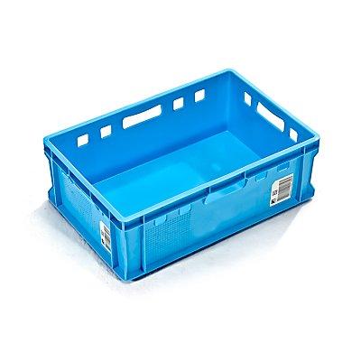 Lebensmittelbehälter - Typ E2, Inhalt 40 l, VE 5 Stk, rot
