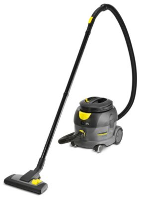 Kärcher Trockensauger T 12/1 eco!efficiency - LxBxH 410 x 315 x 340 mm, Behälterinhalt 12 l