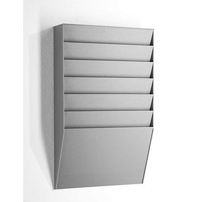 Sortiertafel - 1 x 6 Fächer, HxBxT 505 x 311 x 79 mm