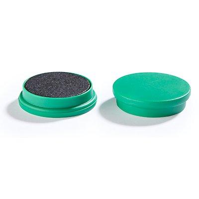 Plot magnétique rond - Ø 30 mm, lot de 36