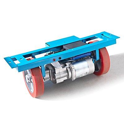 EUROKRAFT ACTIVE GREEN Kompakt-Elektromodul - für Breite 700 mm, mit Hochleistungs-Akku