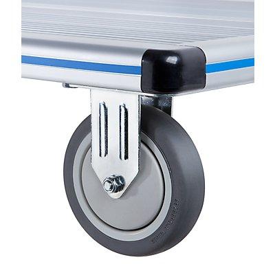 Aluminium-Plattformwagen KOMFORT - Tragfähigkeit 200 kg