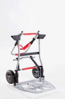 RuXXac Sackkarre Jumbo - klappbar, Tragfähigkeit 250 kg - Tragfähigkeit 250 kg