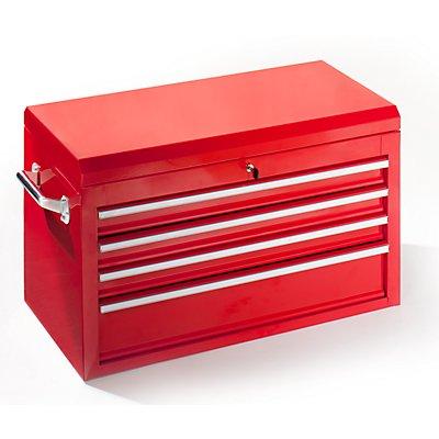Werkzeugbox JUMBO - 4 Schubladen - HxBxT 552 x 898 x 445 mm