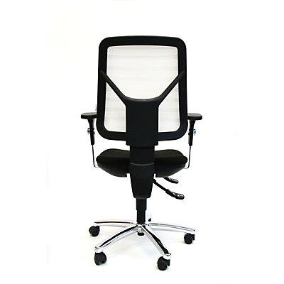 Preiswerter Bürostuhl in ergonomischer Form