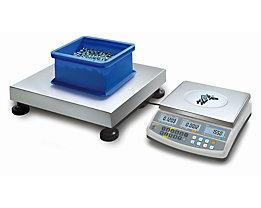 Zählsystem - Mengenwaage max. 150 kg