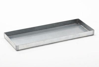 Stahl-Kleingebinde-Auffangwanne - LxBxH 940 x 370 x 60 mm