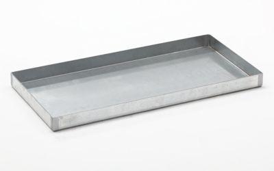 Stahl-Kleingebinde-Auffangwanne - LxBxH 940 x 470 x 60 mm
