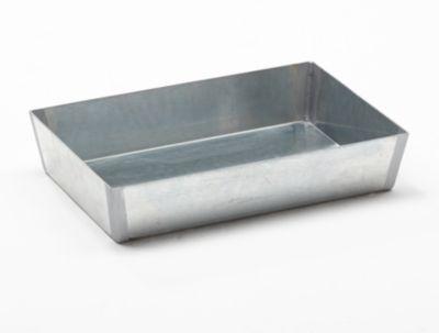 Stahl-Kleingebinde-Palettenwanne - Auffangvolumen 20 l, verzinkt