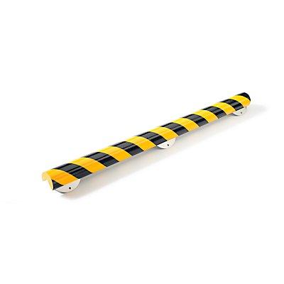 SHG Knuffi Knuffi® Warn- und Schutzprofil - Länge 1000 mm, Querschnitt Dreiviertelkreis groß