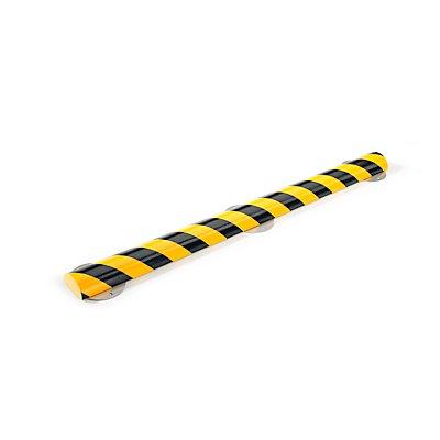 Knuffi® Warn- und Schutzprofil - Länge 500 mm, Querschnitt Halbkreis
