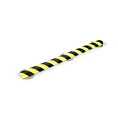 SHG Knuffi Knuffi® Warn- und Schutzprofil - Länge 1000 mm, Querschnitt Halbkreis