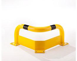 Rammschutz-Ecke - mit Unterfahrschutz