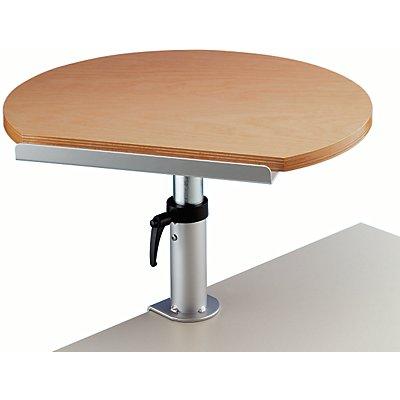 MAUL Tischpult, ergonomisch - BxT 600 x 520 mm, höhenverstellbar