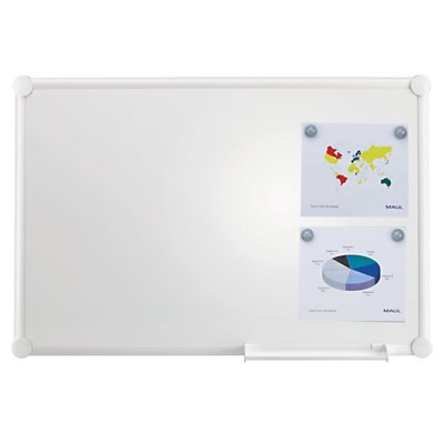 MAUL Whiteboard - aus kunststoffbeschichtetem Stahlblech