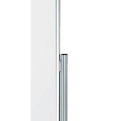 MAUL Wendetafel - HxT 1950 x 650 mm, Whiteboard-Oberfläche