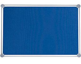 MAUL Pinnboard - mit blauer Textiloberfläche
