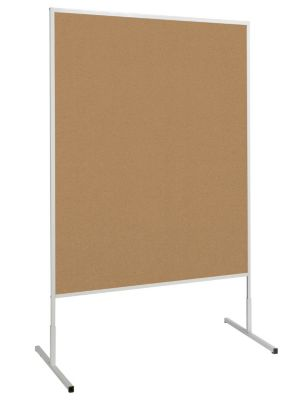Moderationswand, Gesamthöhe 1905 mm - Tafelmaße HxB 1500 x 1200