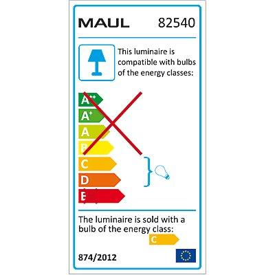 MAUL Stand-Halogen-Deckenfluter - 240 W, dimmbar